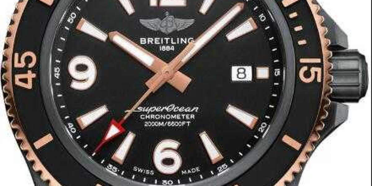 Breitling SUPEROCEAN Automatic 36MM A17316D71O1S1 Watch Replica