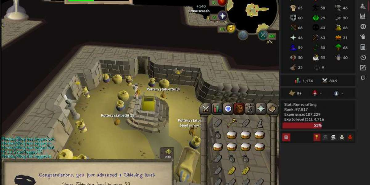 OSRS has multiple new training hotspots